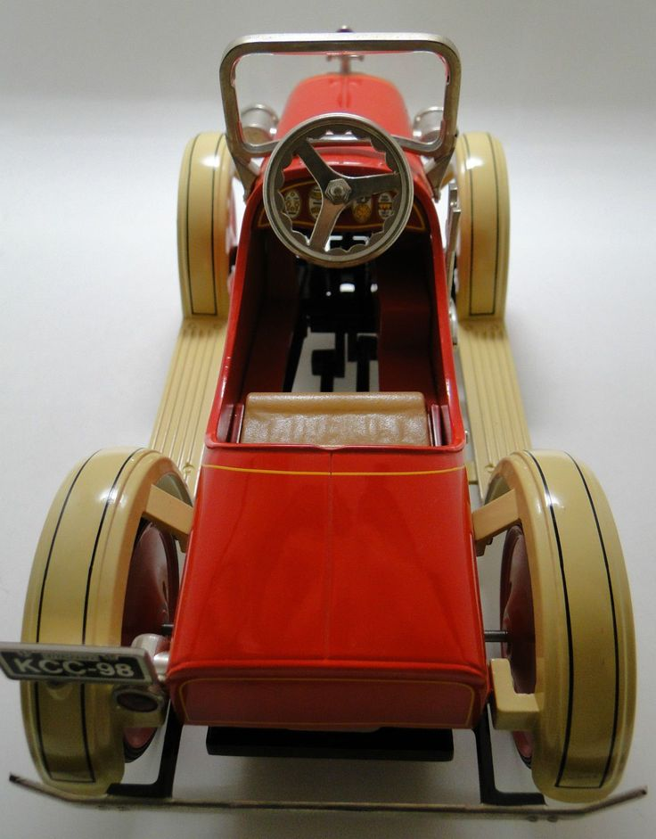 Red Ford Pedal Car 1920s Hot Rod A Rare T Sport Vintage Classic Midget Model | Toys & Hobbies, Outdoor Toys & Structures, Pedal Cars | eBay! #hotrodclassiccars #fordvintagecars