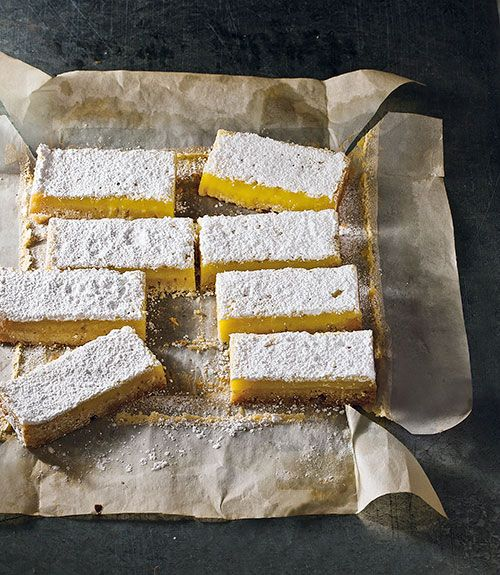 A floral note complements the citrus bite of these classic bars from Brent Ridge and Josh Kilmer-Purcell of Beekman 1802. Recipe: Lemon-Lavender Bars Plus: See more heirloom dessert recipes from the Beekman Boys »   - CountryLiving.com
