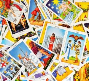 Easy to use tarot card meanings and reversals.