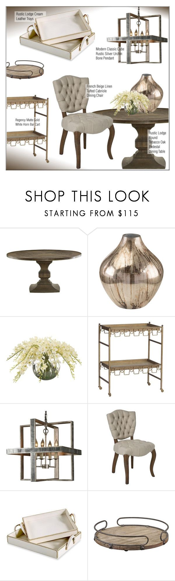 Home decor collage from january 2017 featuring currey company - Home Decor Collage From January 2017 Featuring Currey Company Dining Room Decor By Kathykuohome Liked Download