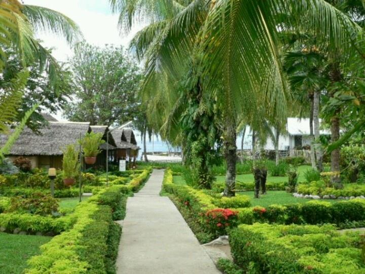 Madang Lodge :D