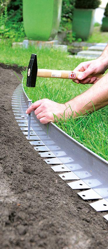 BE Beeteinfassung :: Richard-Brink GmbH & Co. KG # Gartengestaltung