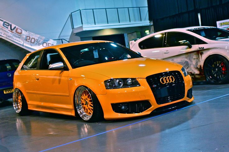 Audi A3 / S3 (8P)   Tuning
