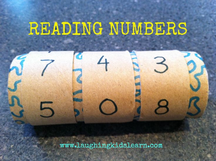 Reading Numbers.