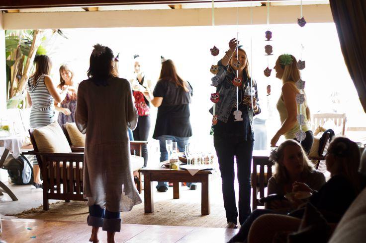 High Tea Baby Shower at Dune Ridge Country House www.duneridgestfrancis.co.za
