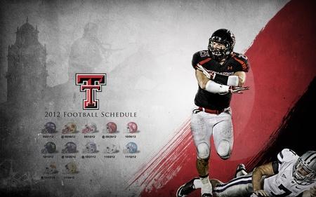 Blake Dees Texas Tech Schedule Wallpaper