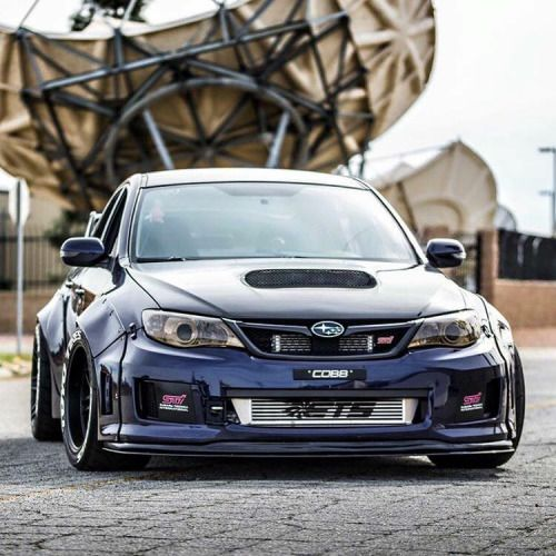 Subaru Impreza WRX STi · Tuner CarsJdm ...