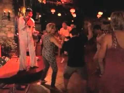 'Viva las Vegas' - Elvis Tribute Kusadasi, Turkey