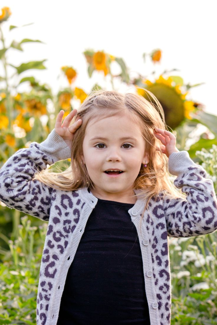 Childhood Unscripted, Sunflower Field, Childhood Unplugged, Chilliwack, BC