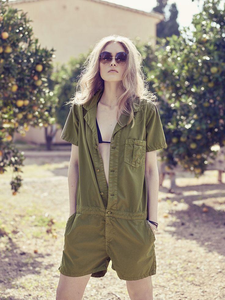 Pieszak Summer Collection 2016 Diva Shorts-alls
