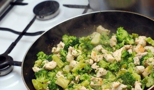 Рецепта за Пиле с броколи
