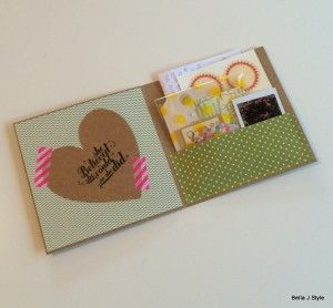 Bella J Style – A passion for paper crafting...