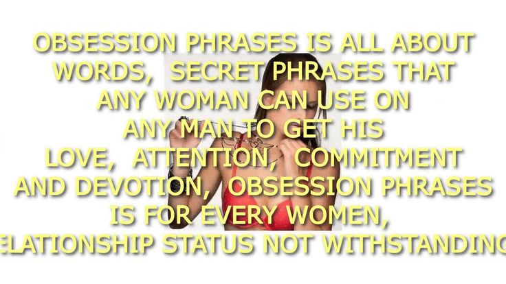 Obsessive Love: Finding Love with Obsession Pharases Online Course - Obsession Pharases Reviews