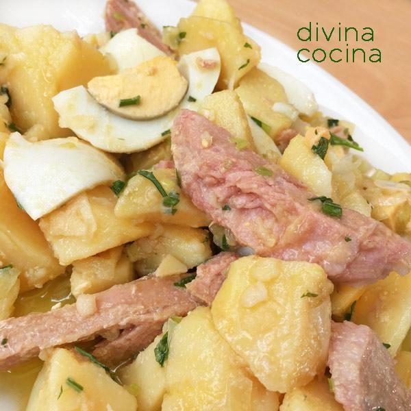 5 ensaladas de patata para compartir