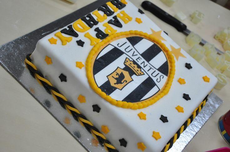 juventus birthday cake steven | Reem's Cake Boutique