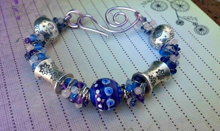 Pretty Things: Welcome to the Bead Soup Blog Party, Bead Hoarders Edition!