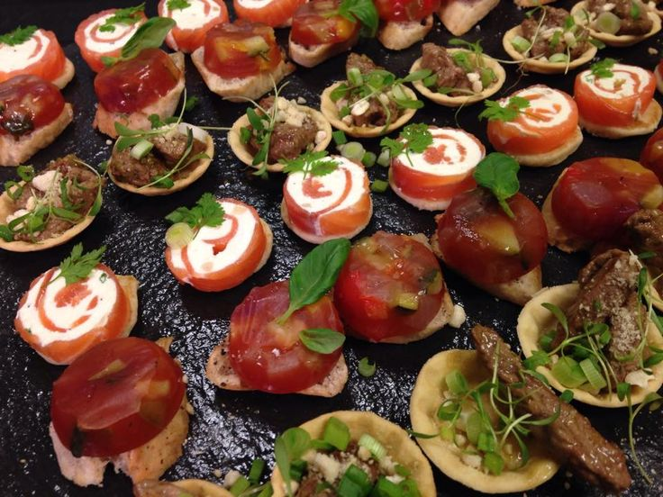56 best images about your wedding venue at ribby hall for Smoked salmon roulade canape