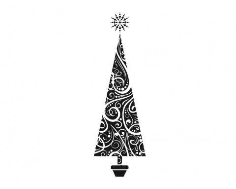 pingl par julie sur arts et loisirs pinterest sapin de noel design stickers noel et noel. Black Bedroom Furniture Sets. Home Design Ideas