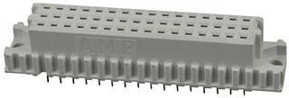 TE #CONNECTIVITY / AMP #5535070-4 DIN 41612 PCB CONNECTOR RECEPTACLE 48WAY