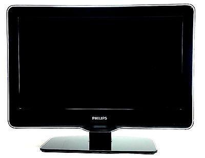 """PHILIPS 32""""/81cm Digital TV DVB-T/C • LCD FLAT TV HD HDMI USB MPEG4sparen25.com , sparen25.de , sparen25.info"""