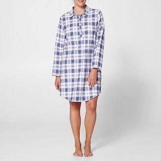 Flannelette Sleep Shirt