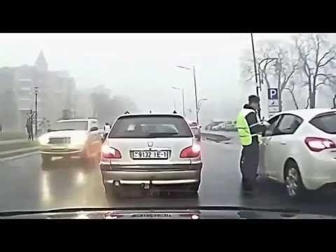 Страшный сон водителя