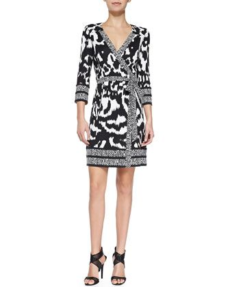 Neiman Marcus Dvf Wrap Dress at Neiman Marcus Wrap