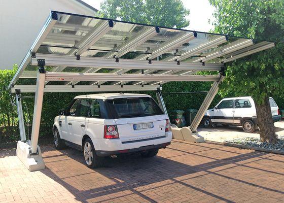 253 best carport images on pinterest shelters street for Carport aluminium glas