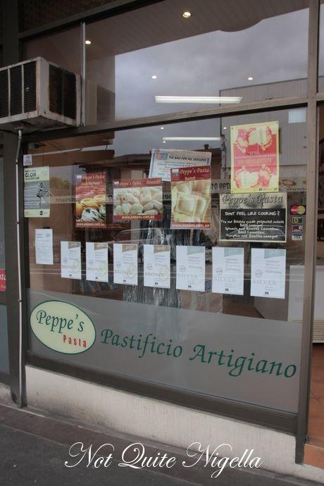 Peppe's Pasta, Haberfield