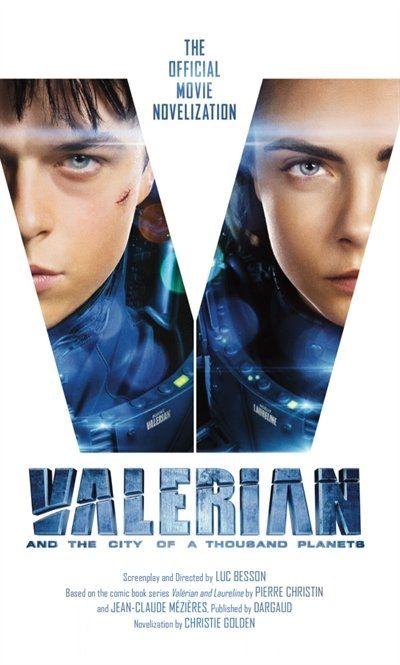 Enjoyed reading the book in Fall 2017. Saw the movie in the summer.  Make sure to find the animated series to learn about how Valerian and Laureline came into each others' lives. Worth the popcorn.