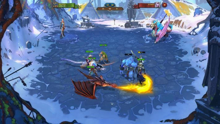 Nords Heroes of the North is a Free to Play, Online Strategy MMO [massively multi-player online] Game that draws its inspiration from age-old tales of Norse mythology like Thor and Odin