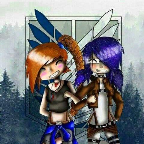 Kyla and me