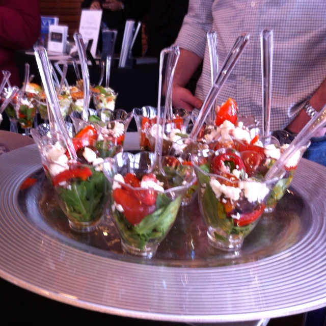 Salad Cups From J Scott Catering Food And Drink Salad