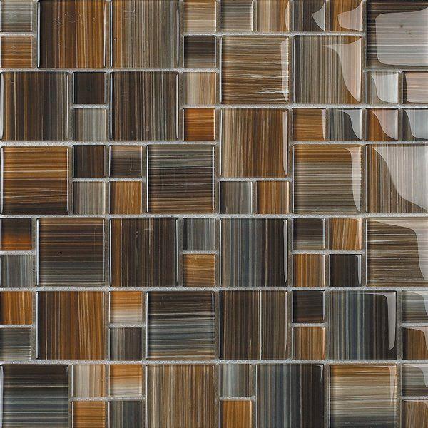 Contempo Jacobs Random Sized Glass Mosaic Tile In Multi Glass Mosaic Tiles Mosaic Glass Mosaic Tiles
