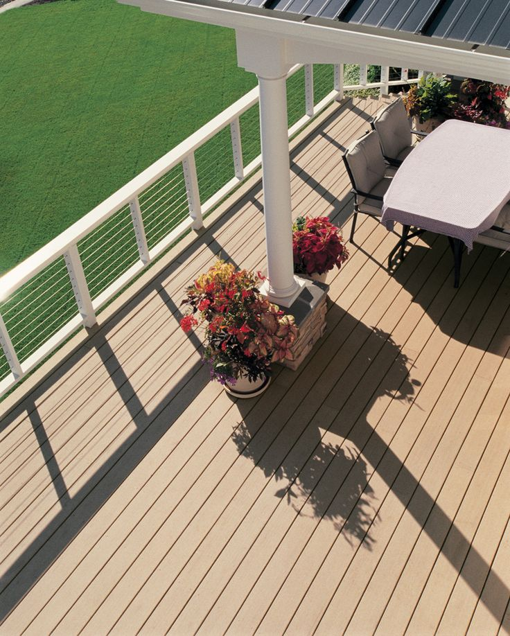 389 best images about ECO WPC Balcony Decking on Pinterest