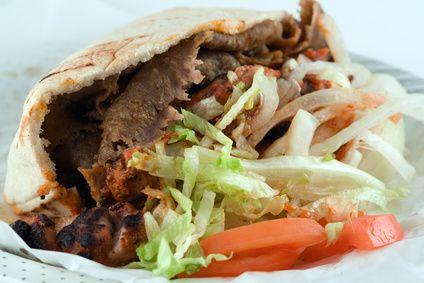 Le Kebab turc