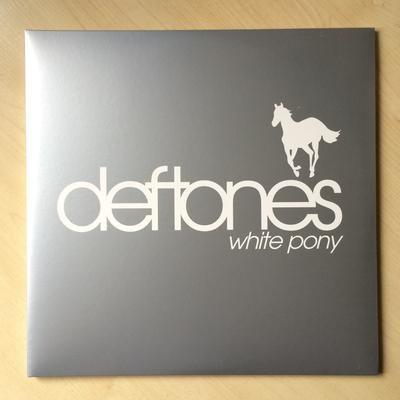 DEFTONES - White Pony (2x Vinyl Gatefold LP)