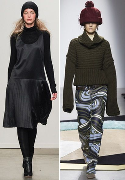 Выбирай модную альтернативу шапкам и шарфам
