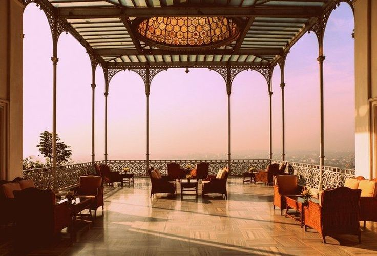 Falaknuma Palace, Hyderabad | 16 Amazing Palaces In India That Put Disney To Shame