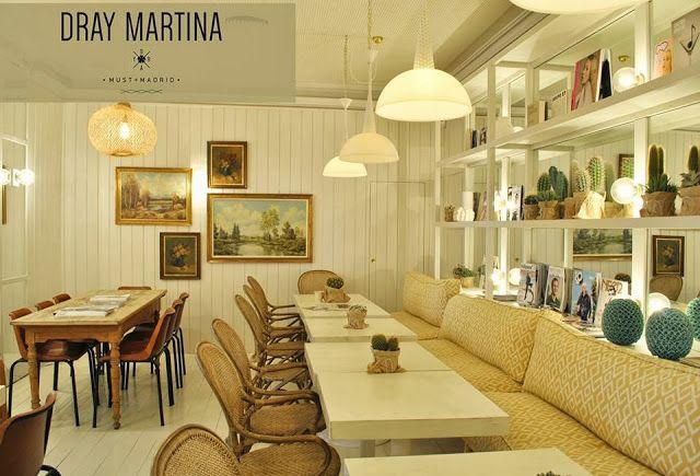 Restaurante Dray Martina, lo más en Madrid - Deco & Living