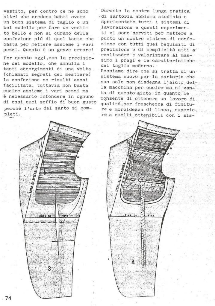 Canvas Construction - Page 4 - The Coatmaker's Forum - The Cutter and Tailor