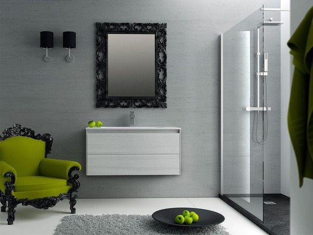 Iperceramica mobili bagno interno di casa smepool