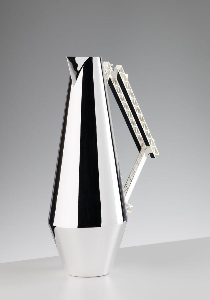 Water Jug - Sterling Silver