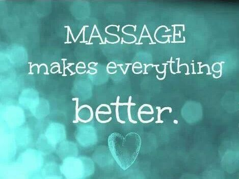 """New blog post up: Massage Multiplied~ The Benefits of Massage Improve With Frequency ...""""Quite simply, frequent massage puts you more in tune with your body. The consistency of massage therapy over time creates a cumulative stress reduction effect... The person becomes acutely aware of stress within their body long before it can create stress-driven damage.""""published by ABMP. READ THE FULL BLOG HERE:"""