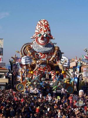 Carnevale di Viareggio / Carneval of Viareggio