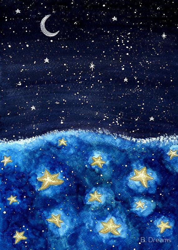 Not All Stars Belong To The Sky 2 Art Print By B Dreams Celestial Art Sky Art Art