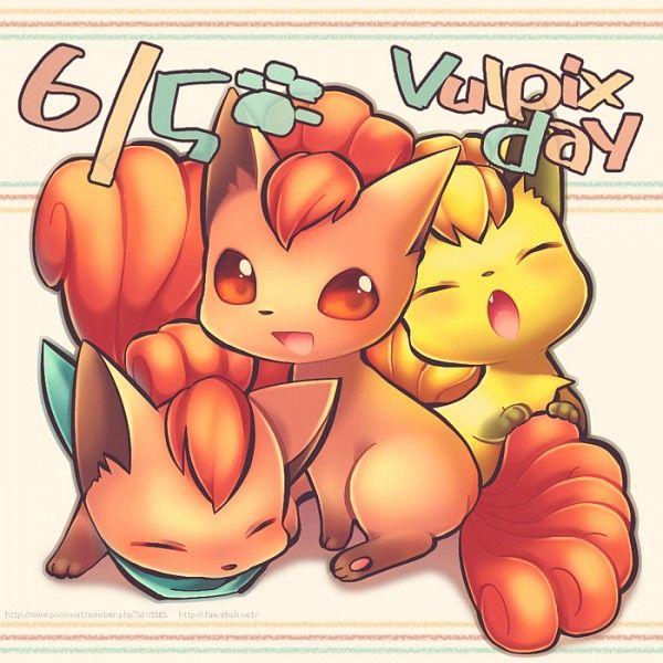 Vulpix Day!!