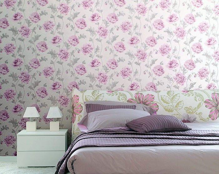 EDEM 086-21 Design Blumen Floral Tapete Vinyltapete
