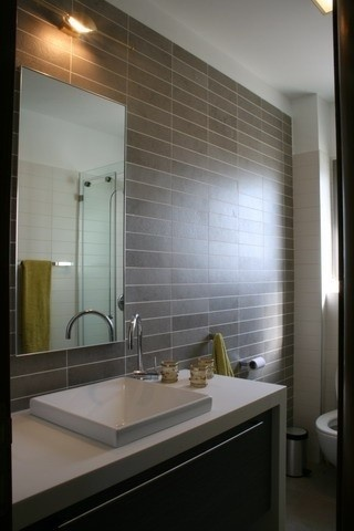 Bathroom Tiles Horizontal 48 best tile styles images on pinterest | bathroom ideas, bathroom