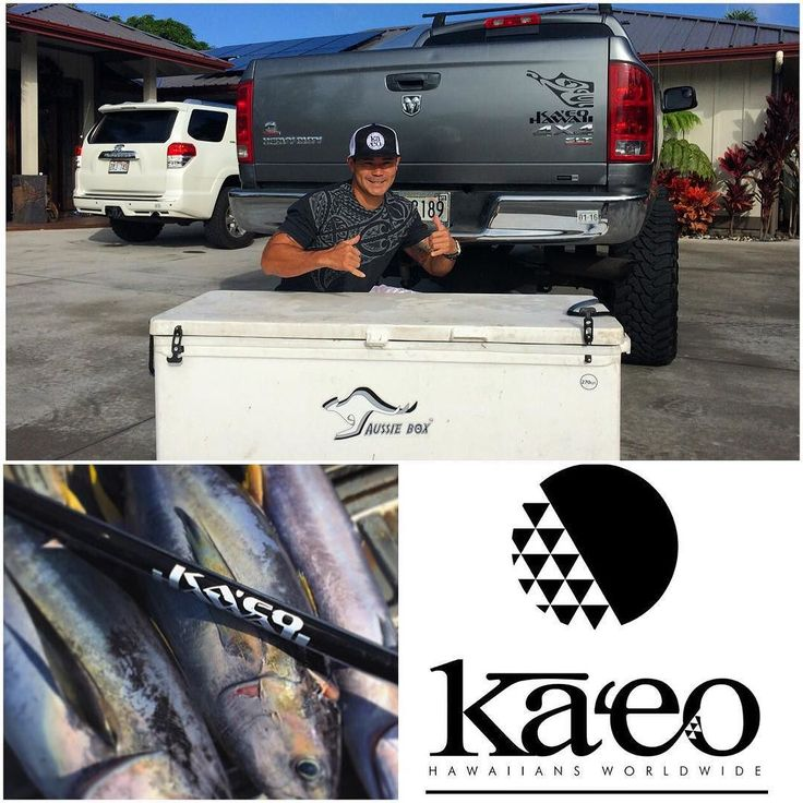 On this day I am thankful to know that even with all the bad stuff and bad people here in Kona there are still great people with big hearts in our community.  About two weeks ago my fish box was stolen although I haven't recovered it I was overwhelmed by the community's response and effort in trying to help me recover it and I thank each and everyone of you for the effort. Speaking of great people in the community this morning I was humbled by Braddah Che Pilago of Kaeo Hawaii Tattoo knowing…
